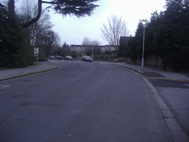 Park Hill Rise, Croydon