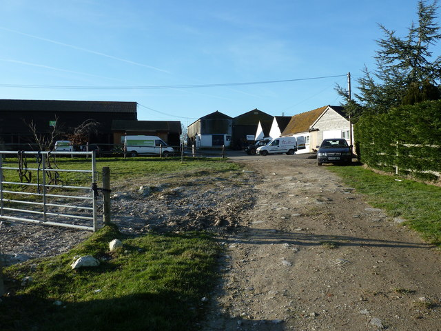 Business units at Wivelsden Farm