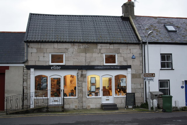 Elite hairdressers, #133 Chiswell, Brandy Row