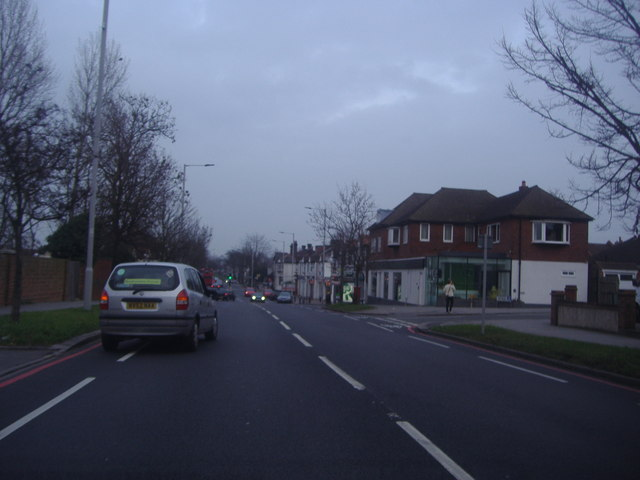 Wickham Road, Shirley