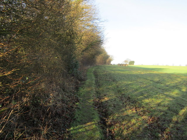 A path leading to the A64