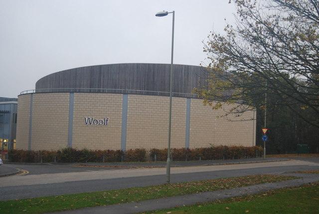 Woolf Building, University of Kent