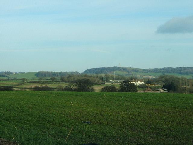Field at Damery