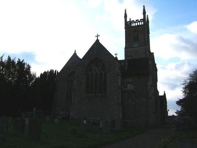 Tortworth church