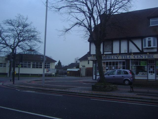 Shirley Tile Centre, Wickham Road