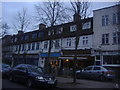 TQ3866 : Shops on Ravenswood Crescent, West Wickham by David Howard
