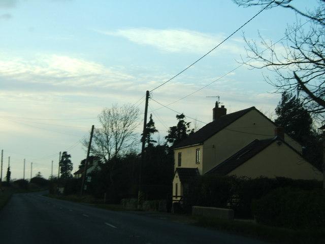Cottage on Gloucester Road