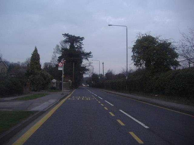 South Eden Park Road