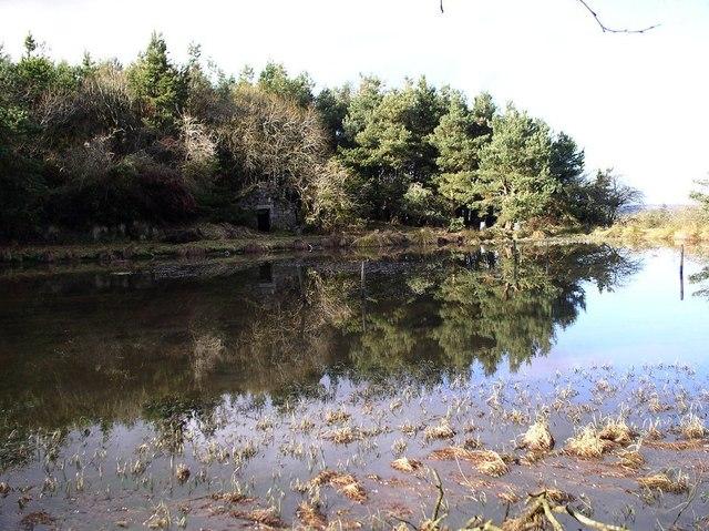 Shewington curling pond