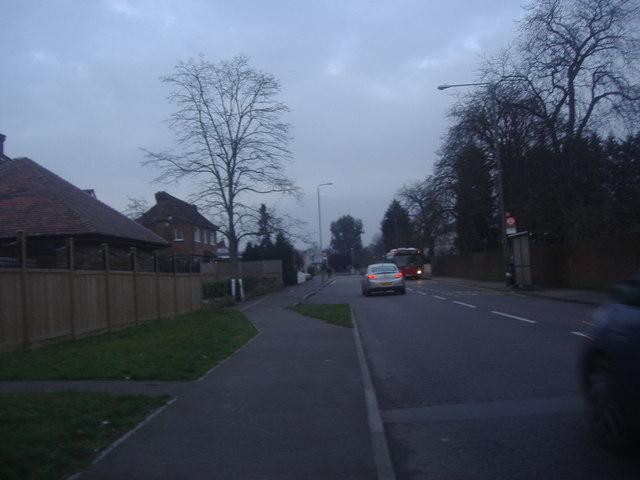 South Eden Park Road, Beckenham