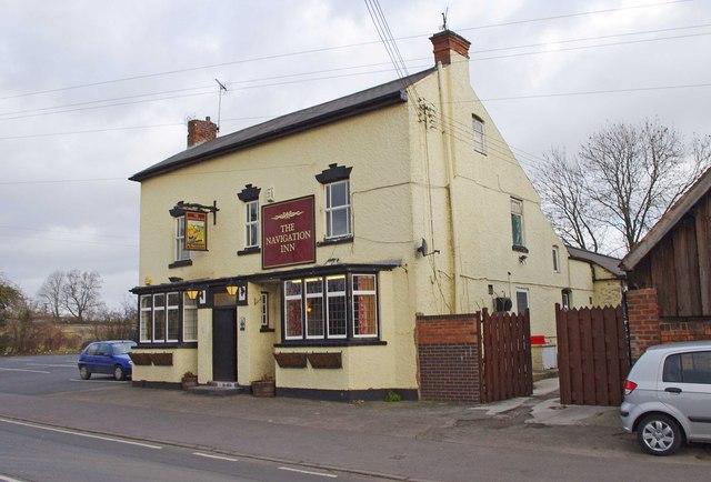 The Navigation Inn (1). 57 Hanbury Road, Stoke Prior