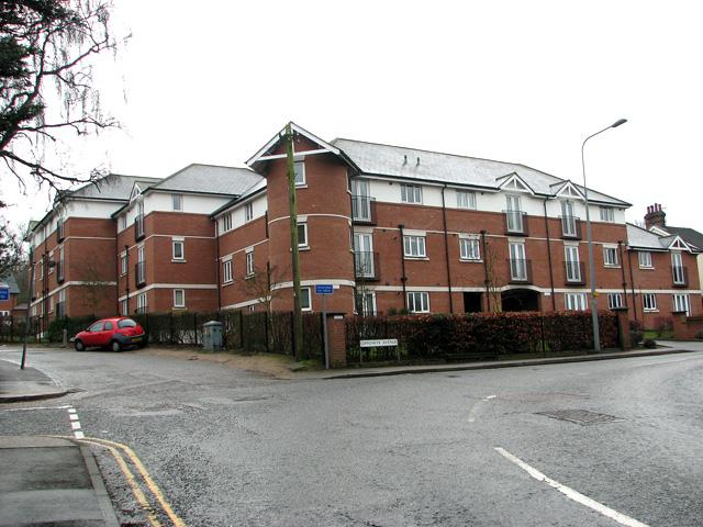 Howard House, Ipswich