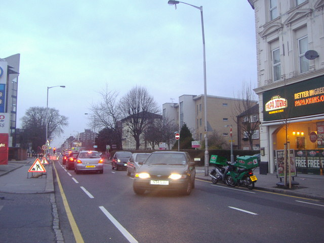 Addiscombe Road