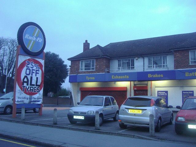 Kwik Fit, St James's Road Addiscombe