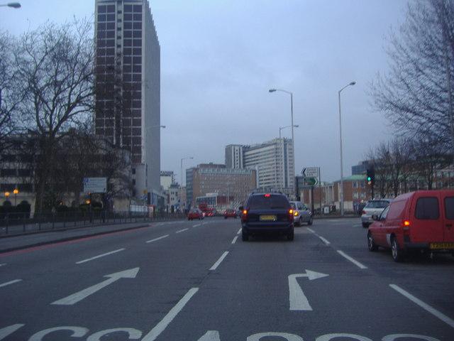 Park Lane, Croydon
