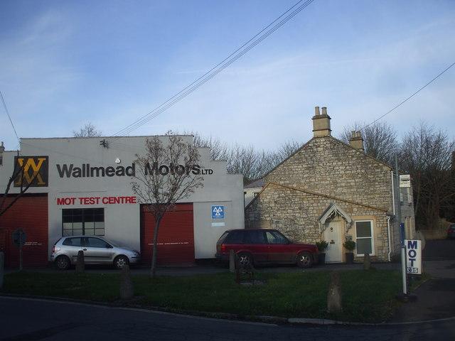 Wallmead Motors, Farmborough