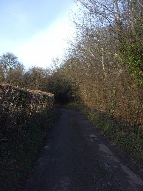 Love's Lane, Farmborough