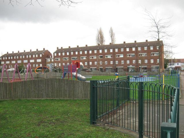 Play area, Roxwell Road