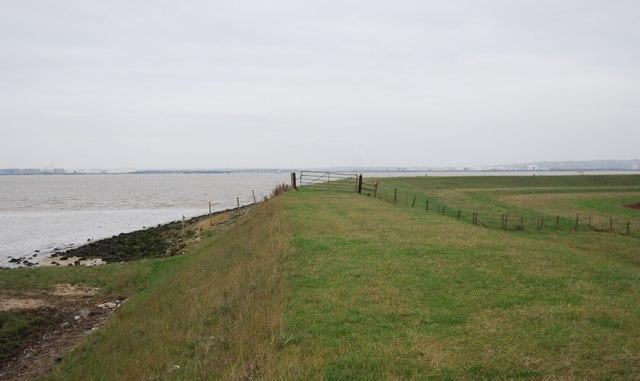 Footpath at Egypt Bay