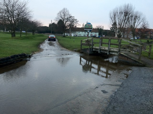 Ford at South Creake