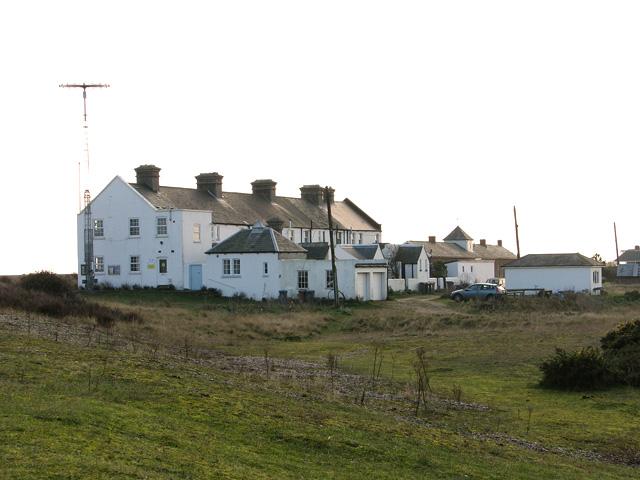 Coastguard Cottages, Shingle Street