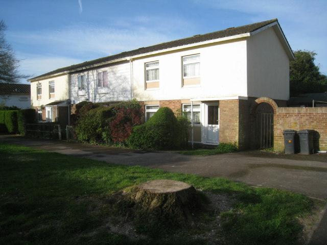 Houses in Winklebury