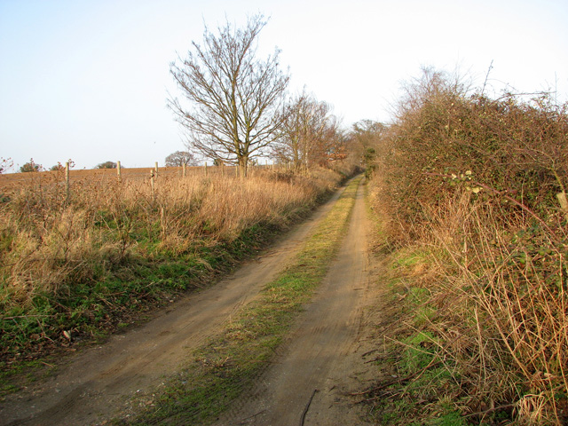 Track to Hollesley Young Offender Institution