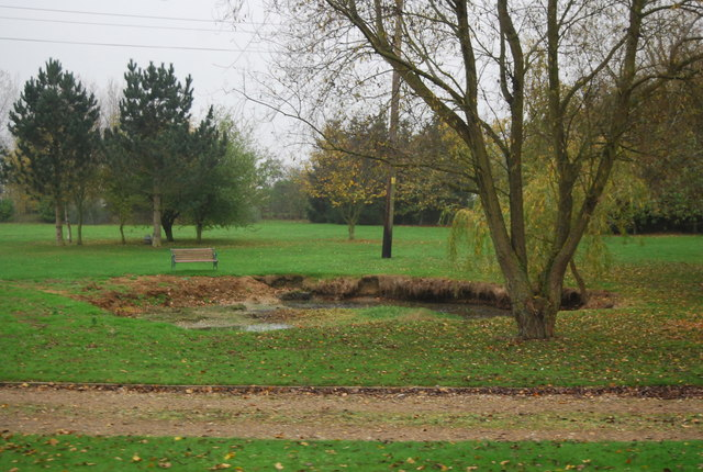 Small pond, Woodlands Farm