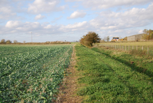 Footpath to St Mary Hoo