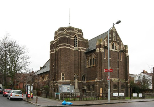 St Hilda with St Cyprian, Brockley Road, Crofton Park
