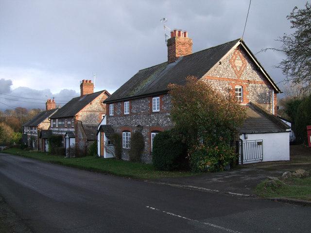 Cottages, Castle Street, Aldbourne