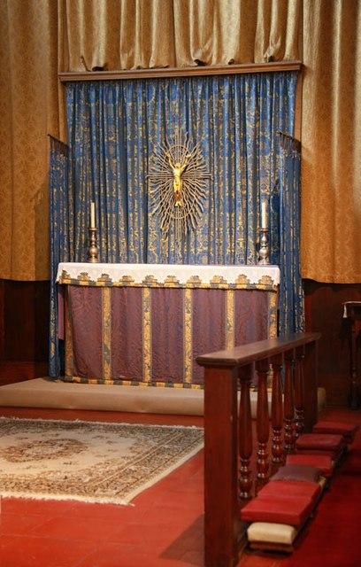 St Hilda with St Cyprian, Brockley Road, Crofton Park - North chapel