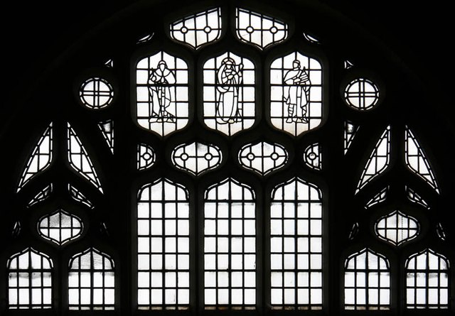 St Hilda with St Cyprian, Brockley Road, Crofton Park - Window