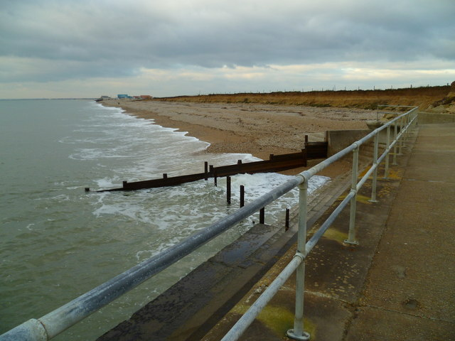 Selsey west beach