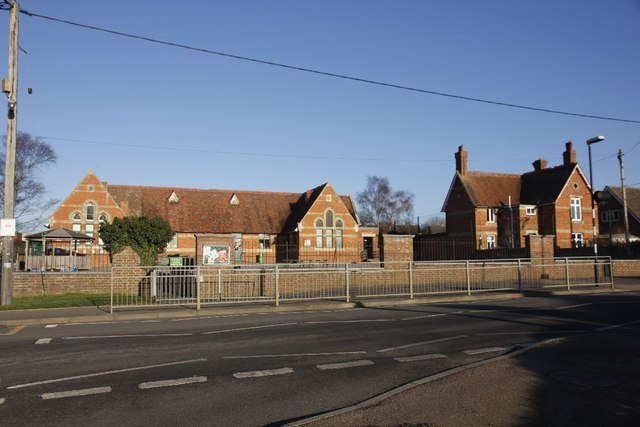 School and school house
