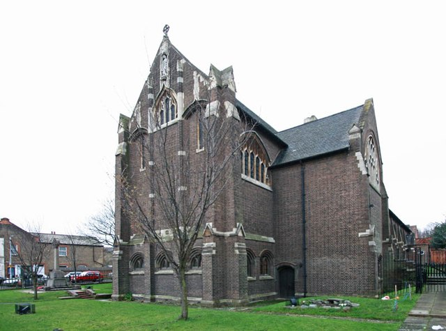 St Hilda with St Cyprian, Brockley Road, Crofton Park