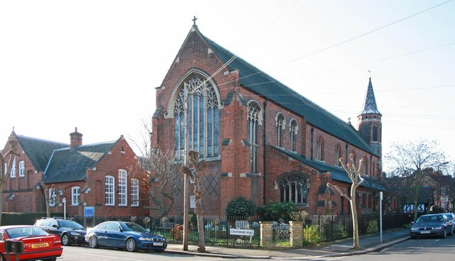 St Luke, Ryfold Road, Wimbledon Park