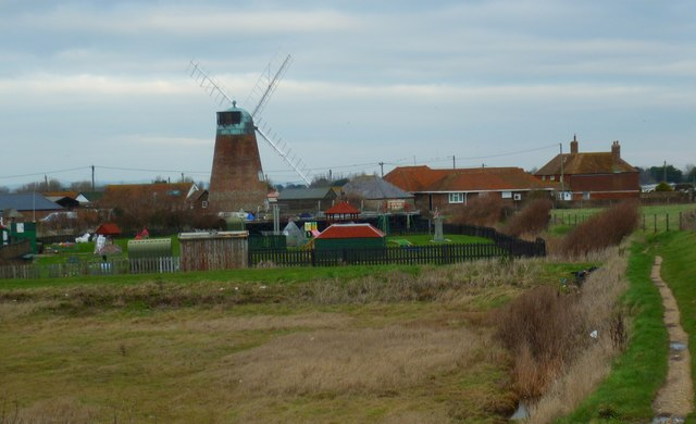 The sixth submission of Medmerry Windmill