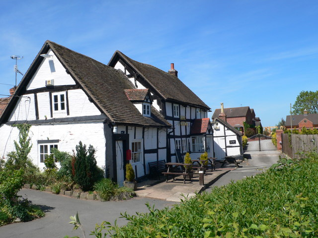 The Rose & Crown, Severn Stoke