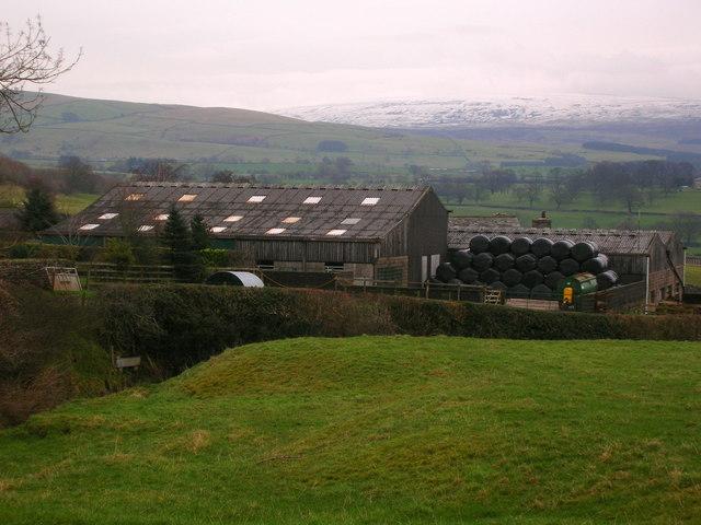 Barns at Sellet Mill