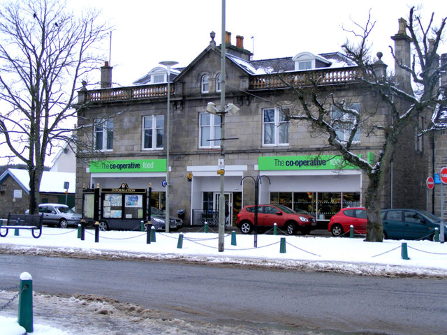 The Co-operative at Grantown on Spey