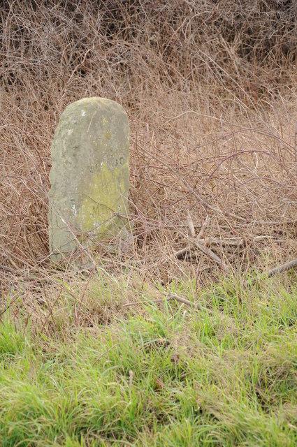 Milestone near Winforton