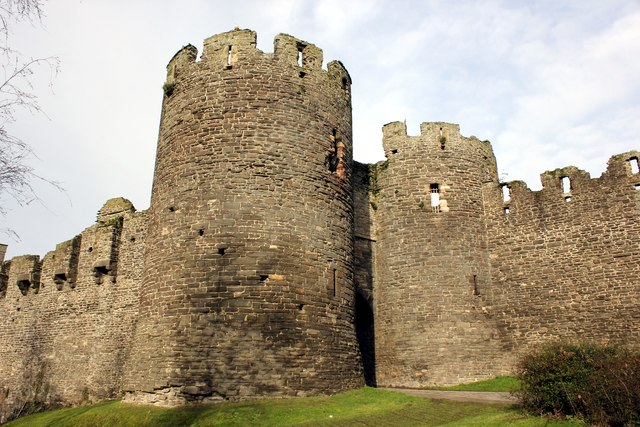 The Walls of Conwy