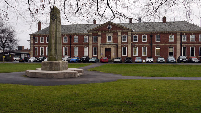 Darlington Memorial Hospital - The Memorial Hall