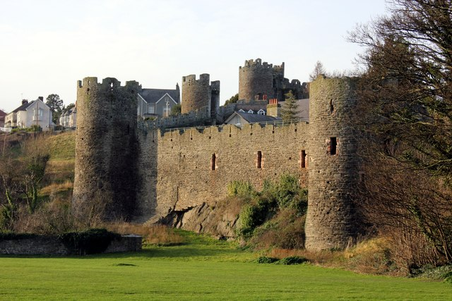 Conwy Town Walls