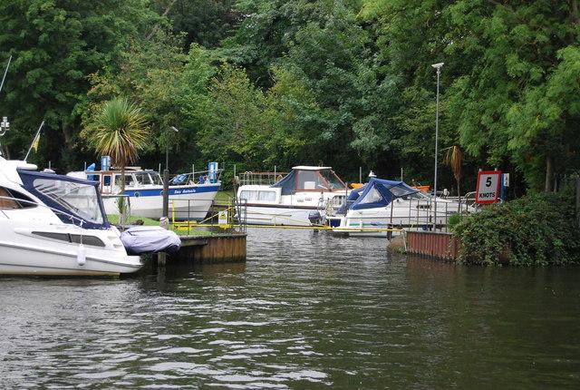 Allington Marina