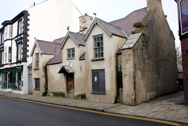 Dilapidated Building, Conwy