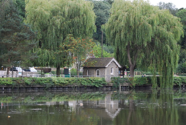 Building, Allington Lock