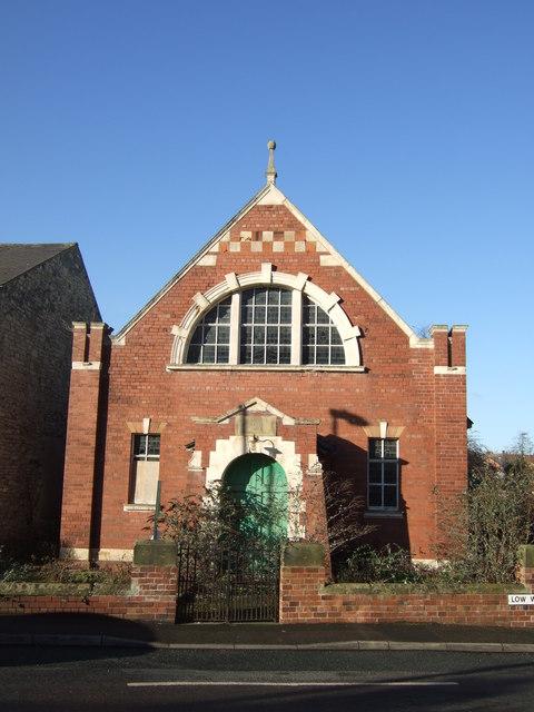 Methodist Chapel, Bramham