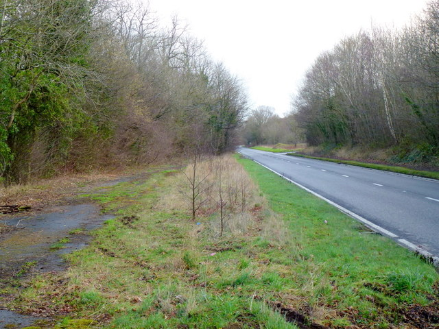 A465 old alignments
